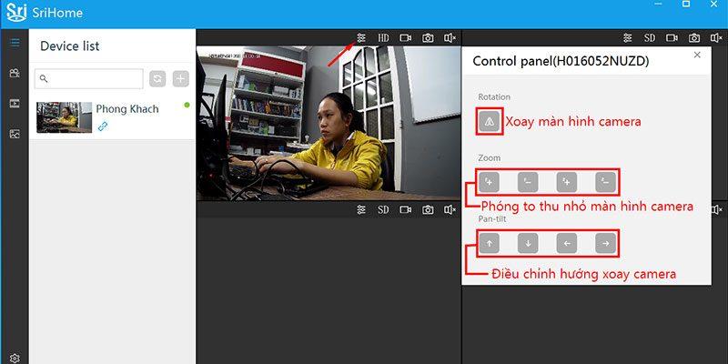 hướng dẫn cài đặt camera ip srihome xem trên máy tính, laptop - hình 07