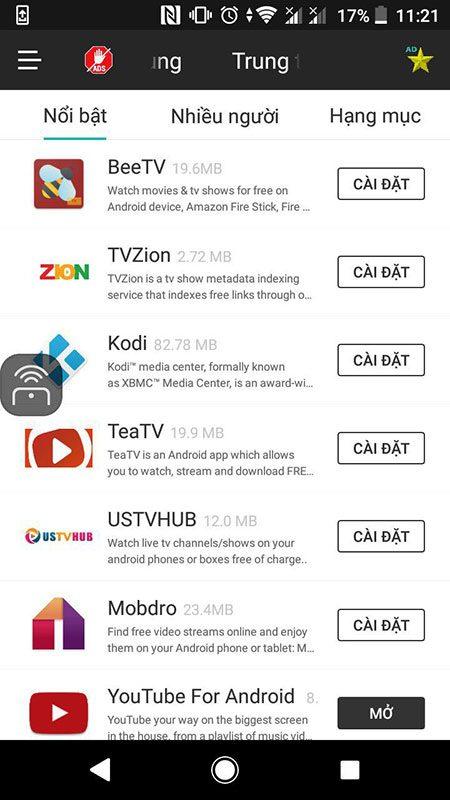 hướng dẫn điều khiển android tv box bằng điện thoại với cetusplay - hình 16