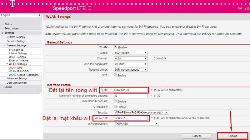 hướng dẫn cấu hình bộ phát wifi 4g huawei b593u-12/b593s-12 - hình 05