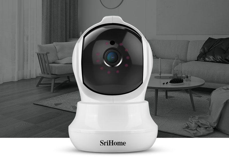 camera ip wifi srihome sh020 chất lượng full hd 1080p - hình 10