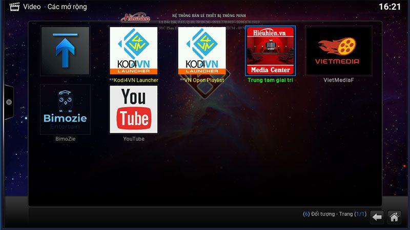 top ứng dụng xem phim miễn phí tốt nhất trên android tv box - hình 01