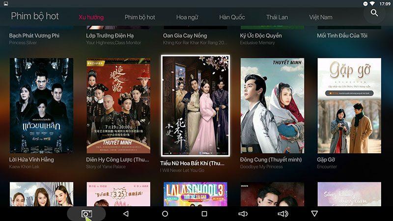top ứng dụng xem phim miễn phí tốt nhất trên android tv box - hình 07