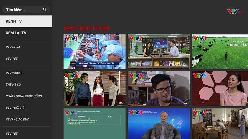 top ứng dụng xem truyền hình miễn phí tốt nhất trên android tv box - hình 01