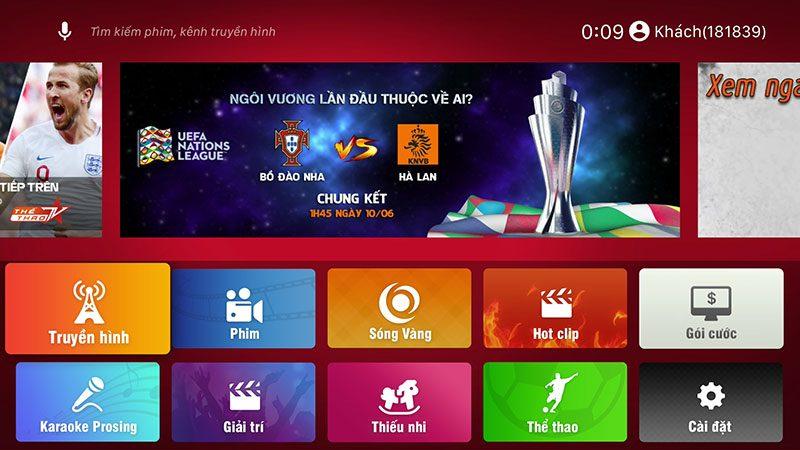 top ứng dụng xem truyền hình miễn phí tốt nhất trên android tv box - hình 03