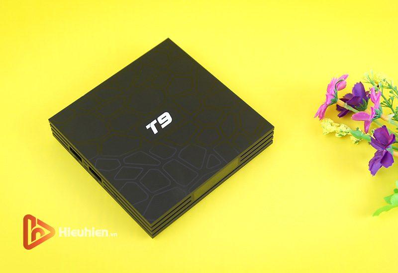 android tv box t9 android 9, chip xử lý rockchip rk3318, ram 4gb, rom 64gb - hình 06