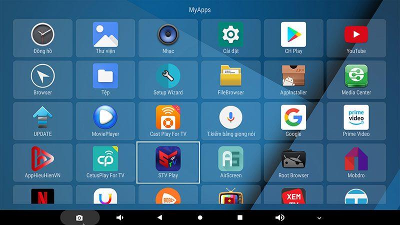 android tv box enybox a95x f2 4gb ram, 32gb rom chip xử lý s905x2 hệ điều hành android 9.0 - hình 06