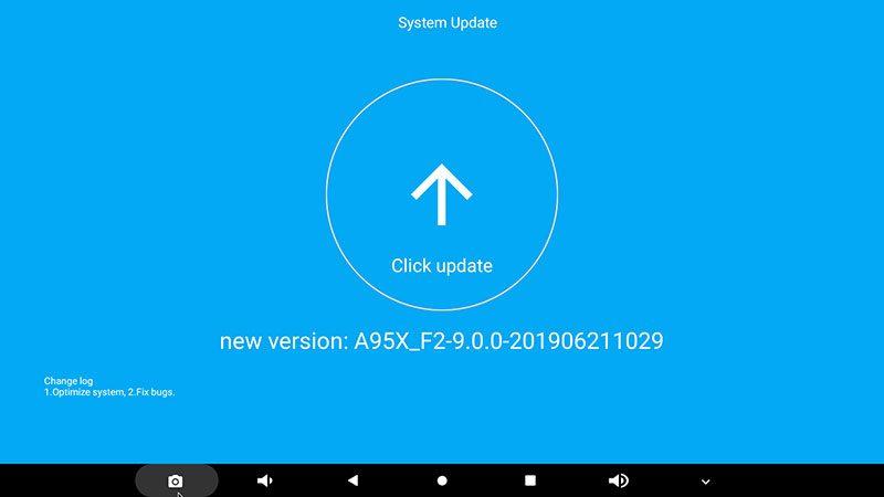 android tv box enybox a95x f2 4gb ram, 32gb rom chip xử lý s905x2 hệ điều hành android 9.0 - hình 07