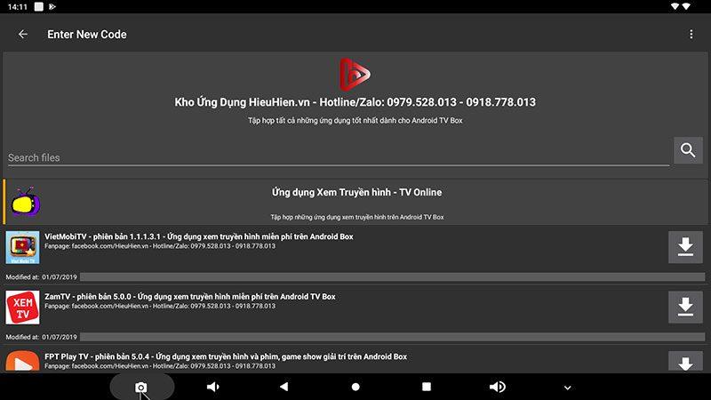 android tv box enybox a95x f2 4gb ram, 32gb rom chip xử lý s905x2 hệ điều hành android 9.0 - hình 09