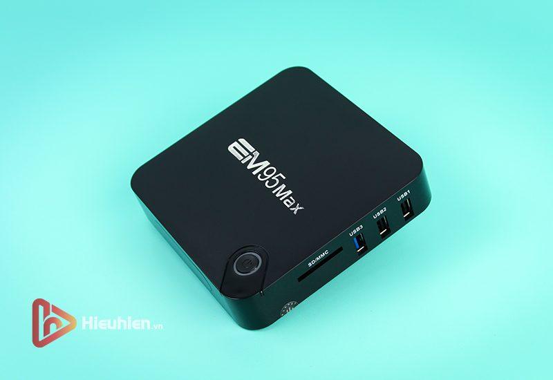 android tv box enybox em95 max ram 2gb, rom 16gb, chip xử lý amlogic s905x2, hệ điều hành android 9 - hình 08