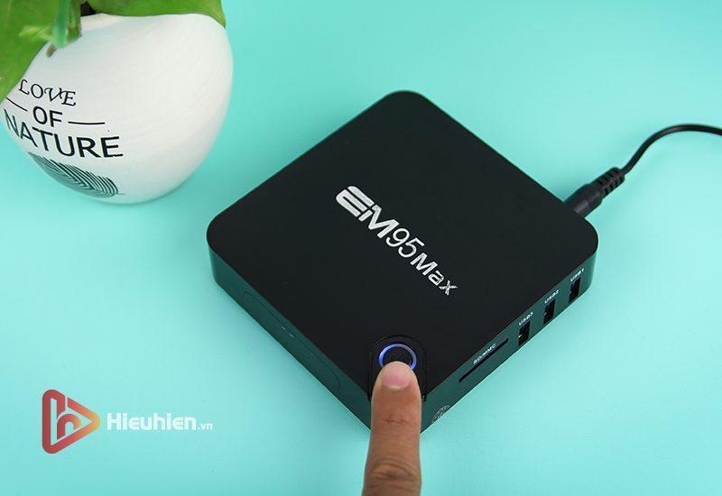 android tv box enybox em95 max ram 2gb, rom 16gb, chip xử lý amlogic s905x2, hệ điều hành android 9 - hình 10