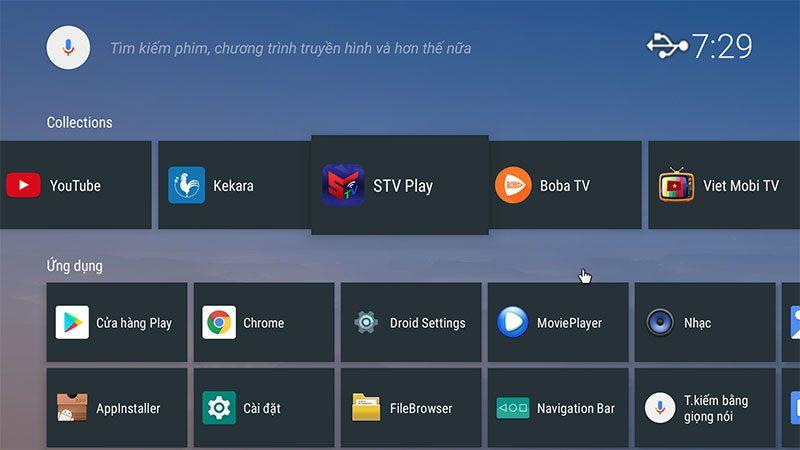 android tv box enybox em95 max ram 2gb, rom 16gb, chip xử lý amlogic s905x2, hệ điều hành android 9 - hình 17