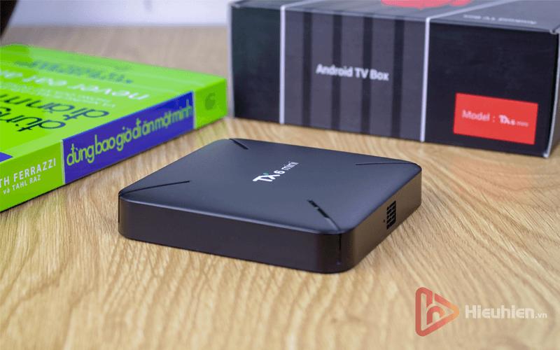 android tv box tanix tx6 mini trang bị cấu hình ram 2gb, rom 16gb, chíp xử lý allwiner h6, chạy hệ điều hành android 9 - hình 12
