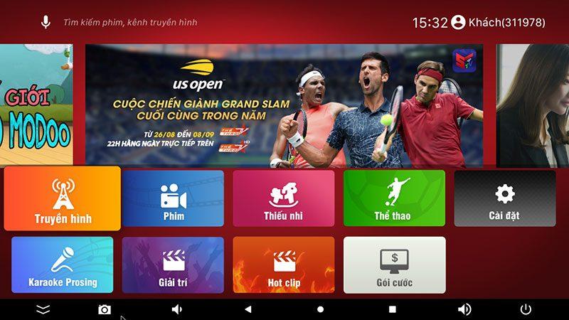 android tv box tanix tx6 mini trang bị cấu hình ram 2gb, rom 16gb, chíp xử lý allwiner h6, chạy hệ điều hành android 9 - hình 20