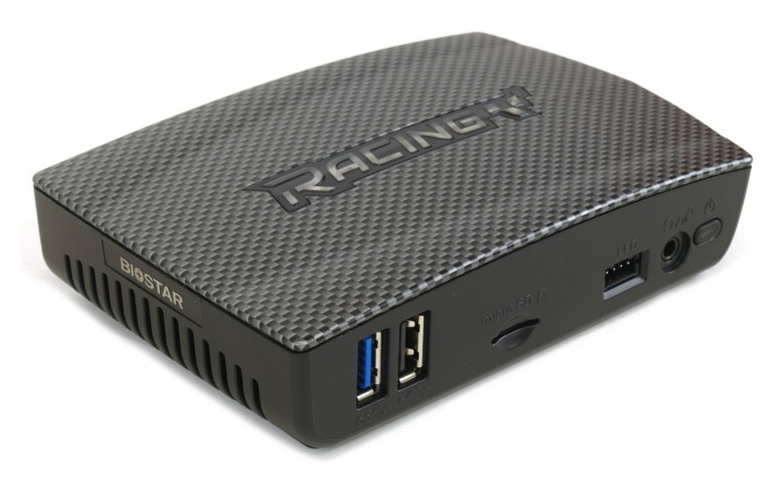 máy tính mini biostar racing p1 windows mini pc intel quad-core z8350 4gb/64gb - hình 08