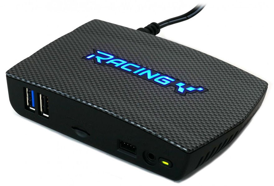 máy tính mini biostar racing p1 windows mini pc intel quad-core z8350 4gb/64gb - hình 11
