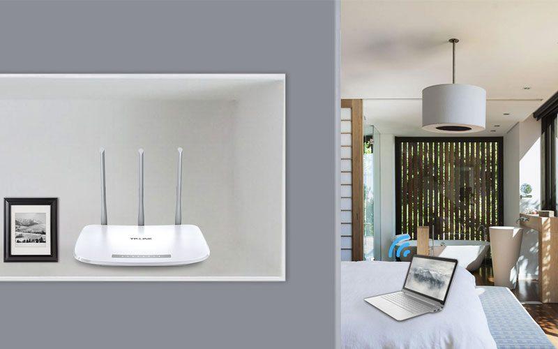 bộ phát sóng wifi tp-link tl-wr845n tốc độ cao 300mpbs - hình 05