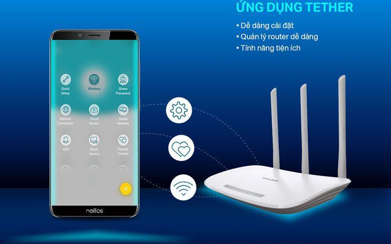bộ phát sóng wifi tp-link tl-wr845n tốc độ cao 300mpbs - hình 06