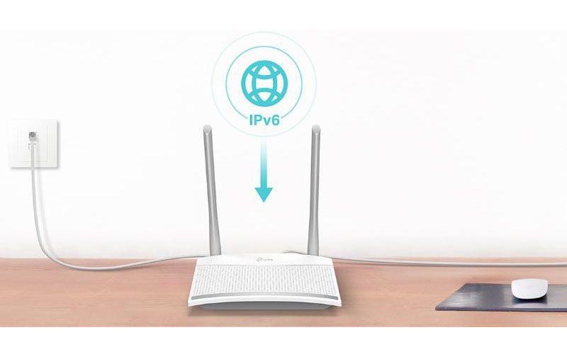 tp-link tlwr820n - bộ phát sóng wifi chuẩn n, tốc độ cao 300mbps - hình 03