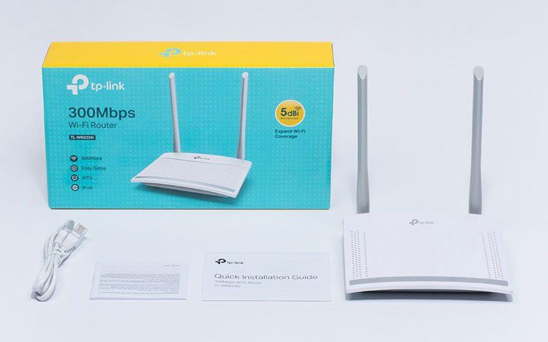 tp-link tlwr820n - bộ phát sóng wifi chuẩn n, tốc độ cao 300mbps - hình 05