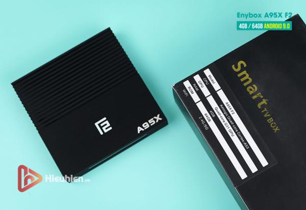 android tv box enybox a95x f2 cấu hình ram 4gb rom 64gb, android 9.0, chip xử lý s905x2 - hình 06