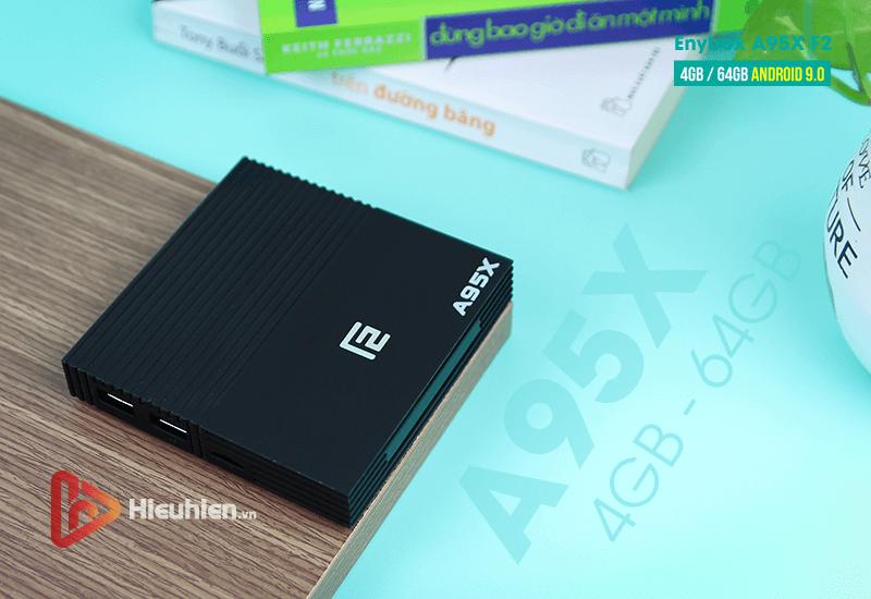 android tv box enybox a95x f2 cấu hình ram 4gb rom 64gb, android 9.0, chip xử lý s905x2 - hình 11