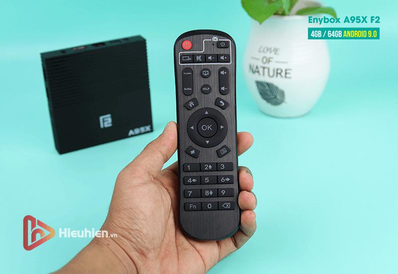 android tv box enybox a95x f2 cấu hình ram 4gb rom 64gb, android 9.0, chip xử lý s905x2 - hình 12