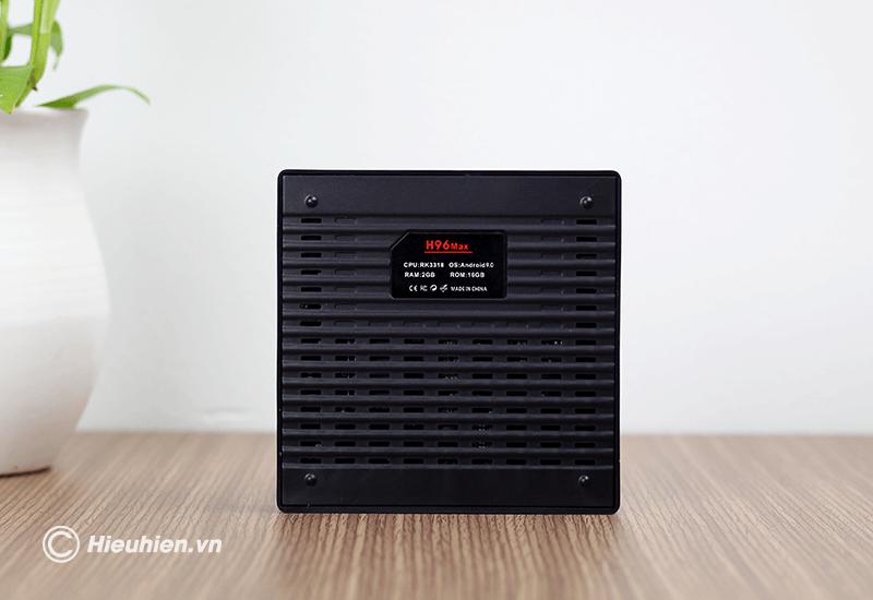 enybox h96 max rk3318 4gb/32gb android 9.0 tv box 4k - hình 08