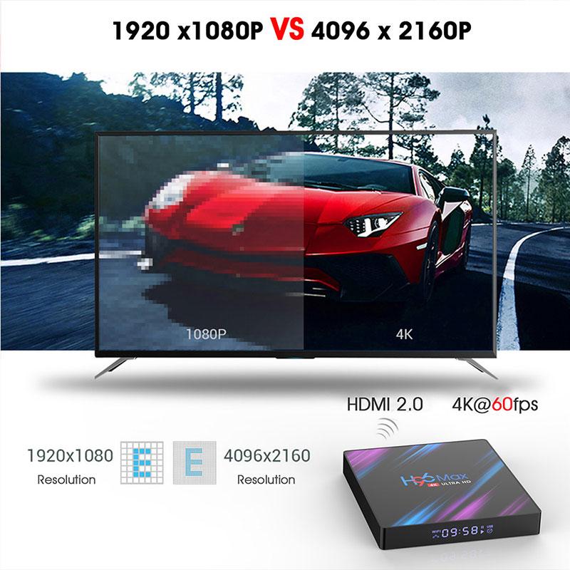 enybox h96 max rk3318 4gb/32gb android 9.0 tv box 4k - hình 13