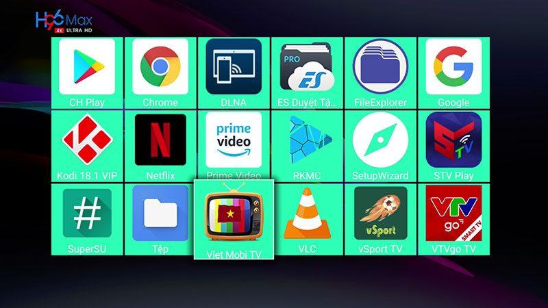 enybox h96 max rk3318 4gb/32gb android 9.0 tv box 4k - hình 17