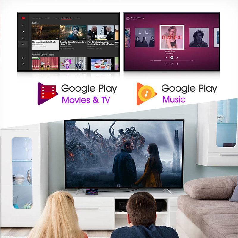 enybox h96 max rk3318 4gb/32gb android 9.0 tv box 4k - hình 22