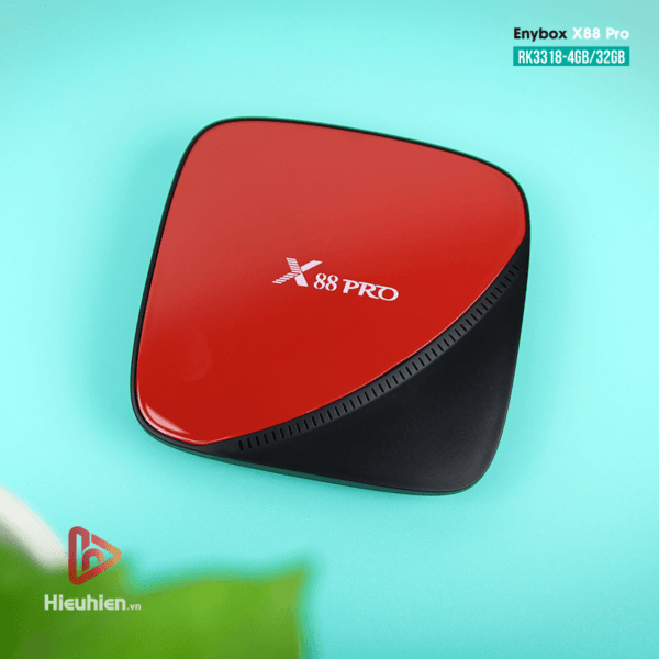 enybox x88 pro rk3318 4gb/32gb android 9.0 tv box 4k - hình 13