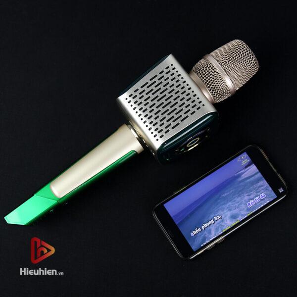 micro karaoke bluetooth tosing v1 tích hợp nhiều tính năng đặc biệt - hình 01