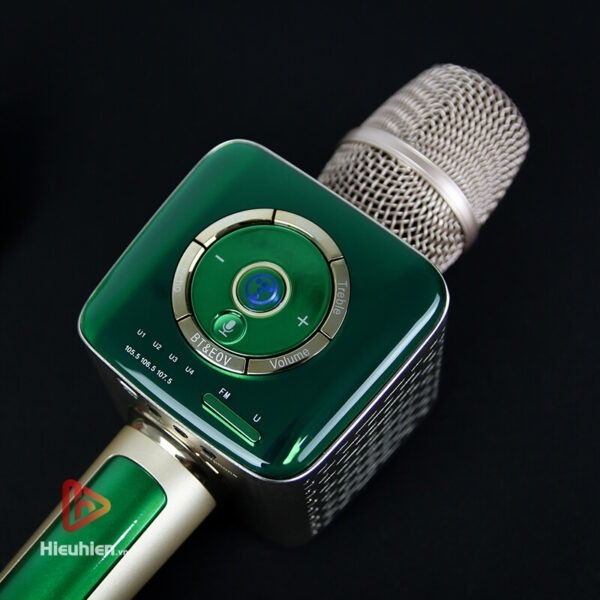micro karaoke bluetooth tosing v1 tích hợp nhiều tính năng đặc biệt - hình 02