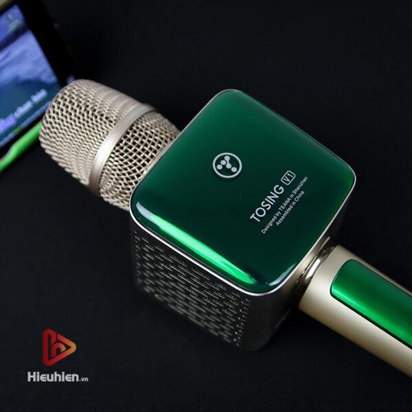 micro karaoke bluetooth tosing v1 tích hợp nhiều tính năng đặc biệt - hình 03