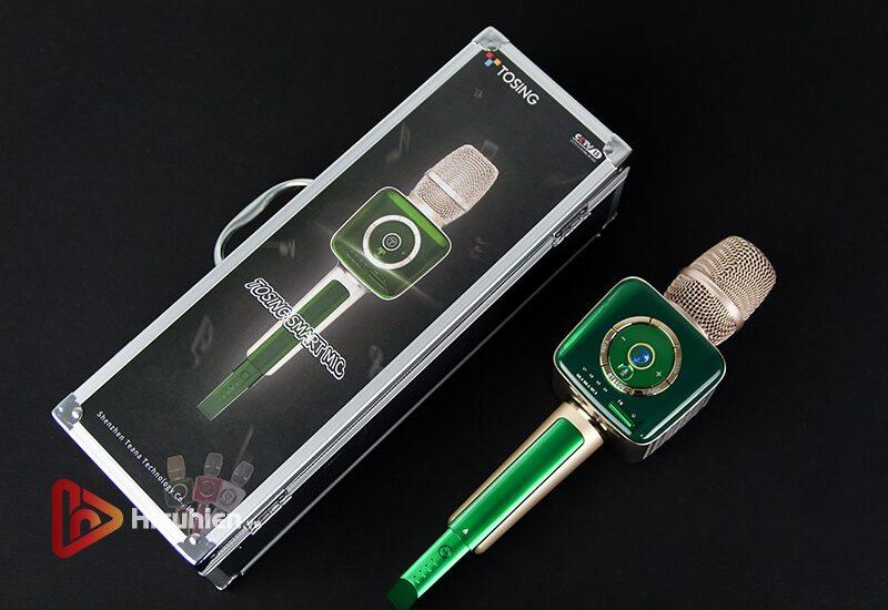 micro karaoke bluetooth tosing v1 tích hợp nhiều tính năng đặc biệt - hình 18