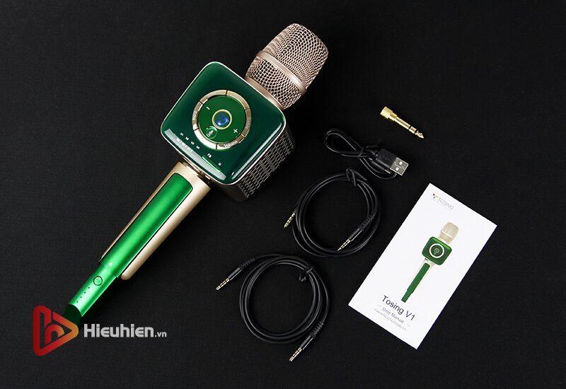 micro karaoke bluetooth tosing v1 tích hợp nhiều tính năng đặc biệt - hình 19