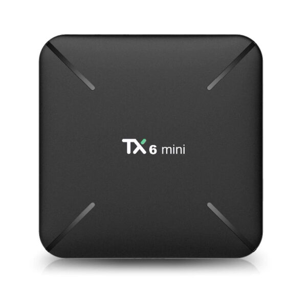 tanix tx6 mini 2gb/16gb android 9.0 tv box allwinner h6, hỗ trợ 6k h.265