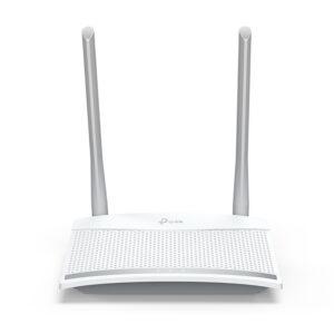 tp-link tl-wr820n - bộ phát wifi chuẩn n tốc độ 300mbps, 2 ăng ten 5dbi với công nghệ 2x2 mimo