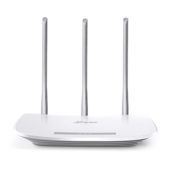 tp-link tl-wr845n - bộ phát wifi chuẩn n 300mbps, 3 ăng-ten 5dbi