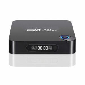 enybox em95 max 4gb/64gb android 9.0, chip s905x2, 2.4g/5.8g wifi - hình 02