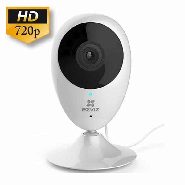 camera ip wifi ezviz cs-cv206 hd 720p quan sát trong nhà - hình 01