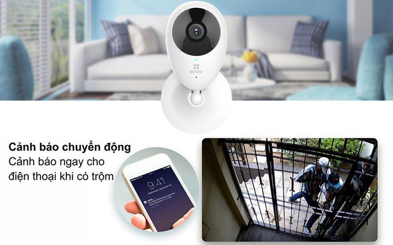 camera ip wifi ezviz cs-cv206 hd 720p quan sát trong nhà - hình 08