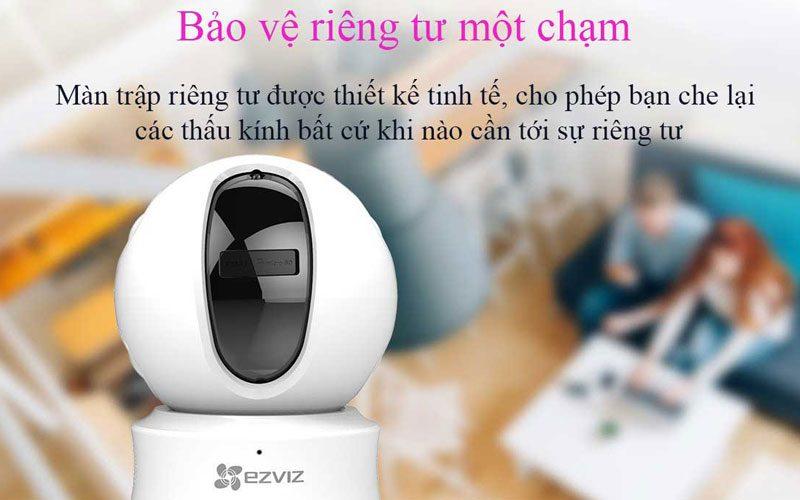 ezviz cs-cv246 full hd 1080p - camera ip wifi trong nhà, có thể xoay - hình 08