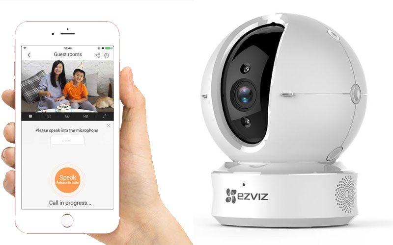 ezviz cs-cv246 full hd 1080p - camera ip wifi trong nhà, có thể xoay - hình 12