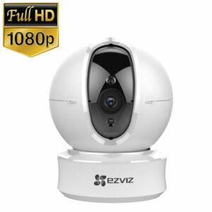 ezviz cs-cv246 full hd 1080p - camera ip wifi trong nhà, có thể xoay