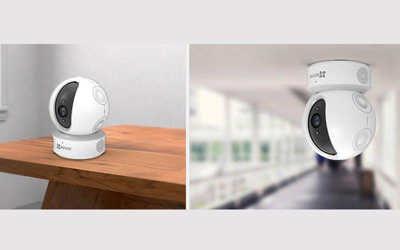 ezviz cs-cv246 hd 720p - camera ip wifi trong nhà, có thể xoay - hình 04