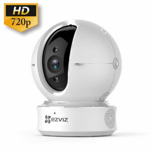 ezviz cs-cv246 hd 720p - camera ip wifi trong nhà, có thể xoay