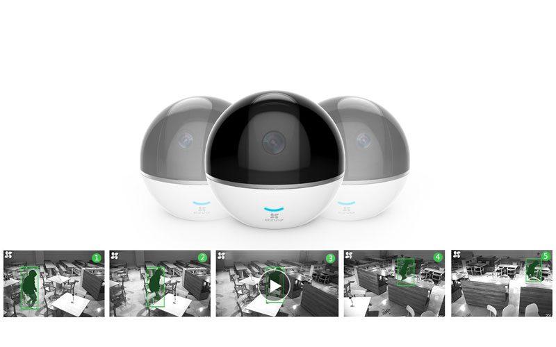 ezviz cs-cv248 (ct6) full hd 1080p - camera trong nhà, có thể xoay - hình 06