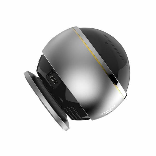 c6p được trang bị các thấu kính mắt cá cao cấp và cảm biến hdr 3-megapixel giúp hỗ trợ giám sát mọi hướng 360° bằng bốn chế độ xem: toàn cảnh, mở rộng, màn hình chia đôi và màn hình chia bốn. camera wi-fi toàn cảnh cho phạm vi quan sát toàn diện không lo điểm mù - hình 02
