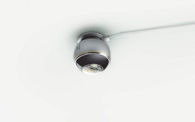 c6p được trang bị các thấu kính mắt cá cao cấp và cảm biến hdr 3-megapixel giúp hỗ trợ giám sát mọi hướng 360° bằng bốn chế độ xem: toàn cảnh, mở rộng, màn hình chia đôi và màn hình chia bốn. camera wi-fi toàn cảnh cho phạm vi quan sát toàn diện không lo điểm mù - hình 12